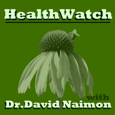 Healthwatch with Dr. David Naimon: Interviews with experts in Natural Medicine, Nutrition, and the Politics of Health