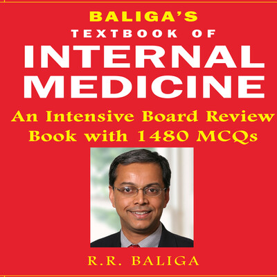 Dr. Baliga's Internal Medicine Podcasts