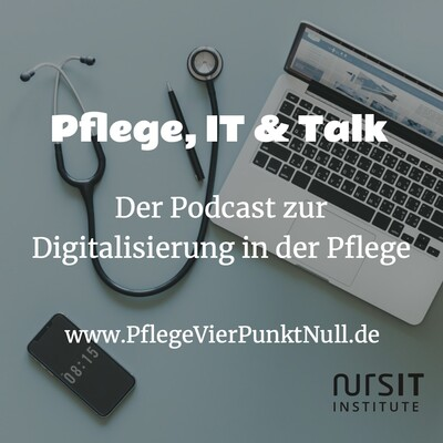 Pflege, IT & Talk