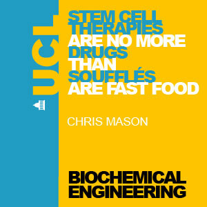Stem Cell Therapies are no More Drugs Than Soufflés are Fast Food - Audio