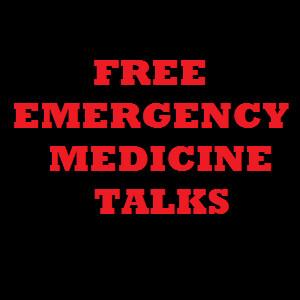 POTW – Free Emergency Medicine Talks