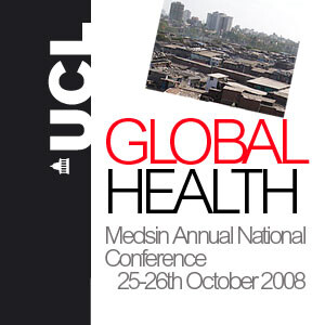 Medsin National Conference - Power and Politics in Global Health - Audio