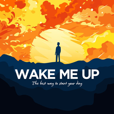 Wake Me Up - Guided morning mindfulness, meditation, and motivation