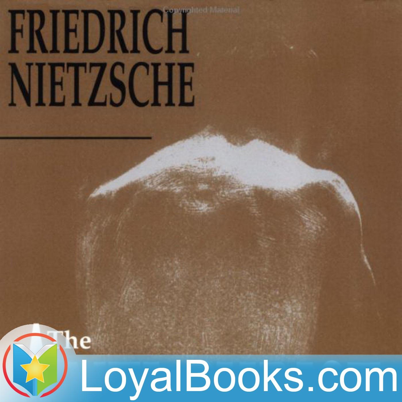 The Antichrist by Friedrich Nietzsche