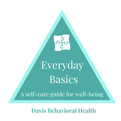 EveryDay Basics: a self-care guide for well-being