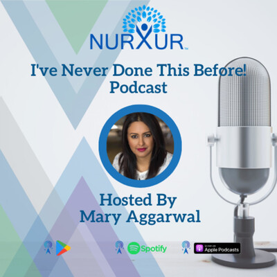 I've Never Done This Before! Hosted By Mary Aggarwal.
