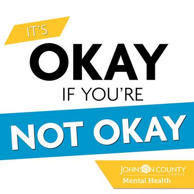 It's Okay if You're not Okay