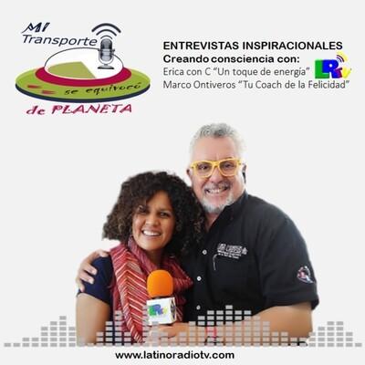 MI TRANSPORTE SE EQUIVOCO DE PLANETA - Erica con C