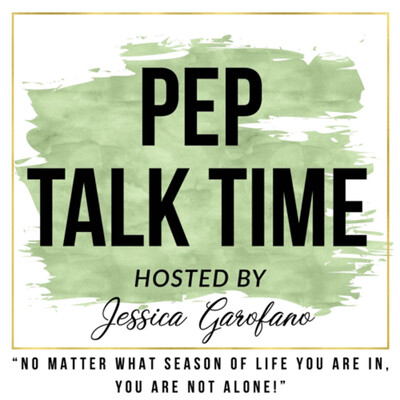 Pep Talk Time
