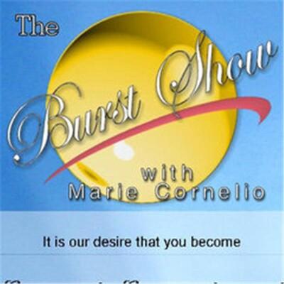 Burst Blog Talk Radio with Marie Cornelio