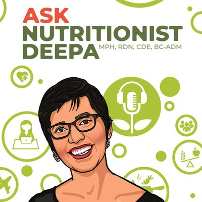 Ask Nutritionist Deepa