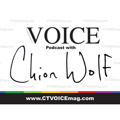 Connecticut Voice Podcast with Chion Wolf