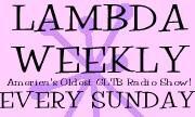 Lambda Weekly