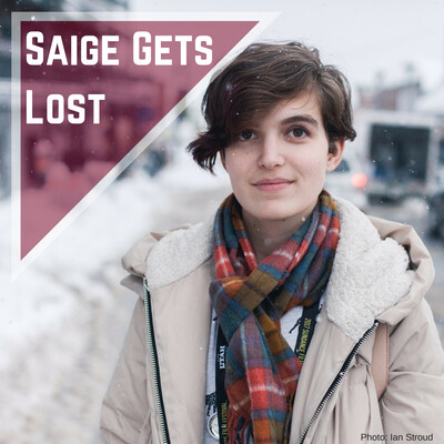 Saige Gets Lost