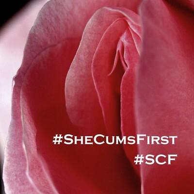 She Cums First
