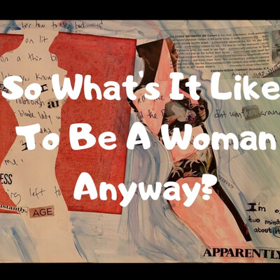 So What's It Like To Be A Woman Anyway?