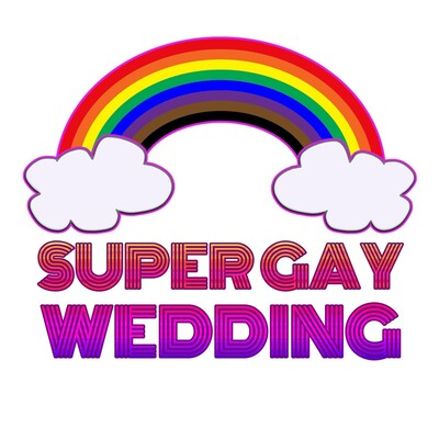Super Gay Wedding