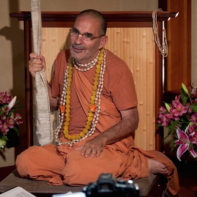 Swami B.V. Tripurari's 2001 thru 2003 Lectures