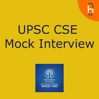 UPSC CSE Mock Interview (Demo)