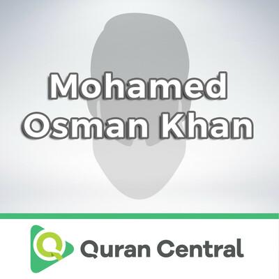 Mohamed Osman Khan