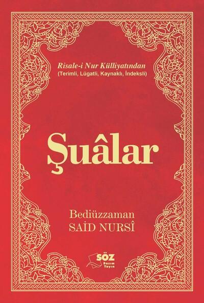 Suâlar - Risale-i Nur Külliyati