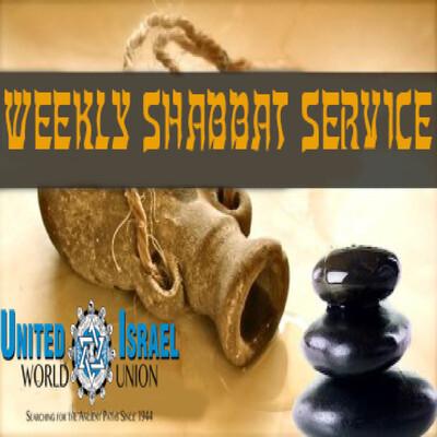Weekly Torah Sabbath Teaching
