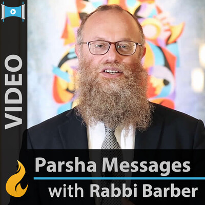 Parsha Messages (Video-MEDIUM)