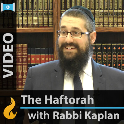 Haftorah Hyperlinks (Video)