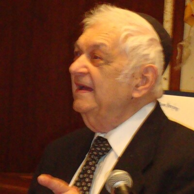 Rabbi Solomon Weinberger, Rabbi Emeritus of Tifereth Israel - Shiurim