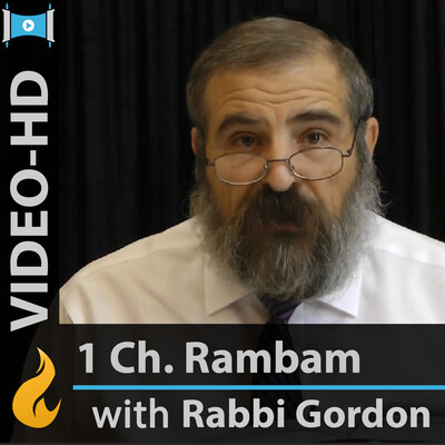 Rambam - 1 Chapter a Day (Video-HD)