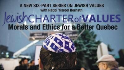 Jewish Charter of Values