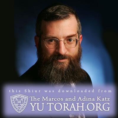 YUTORAH: R' Eli Baruch Shulman -- Recent Shiurim
