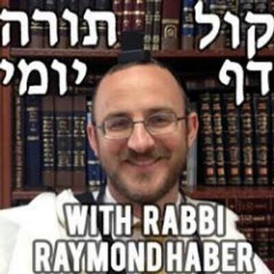 Daf Yomi with Rabbi Raymond Haber