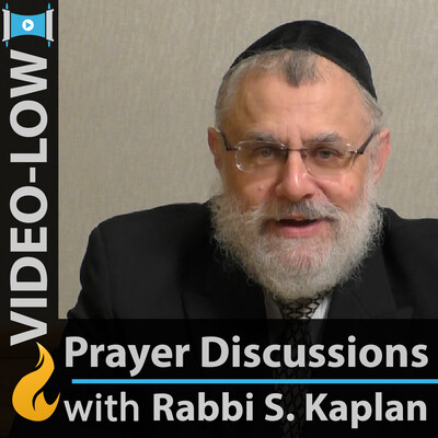 Discussions on Prayer (Video-LOW)