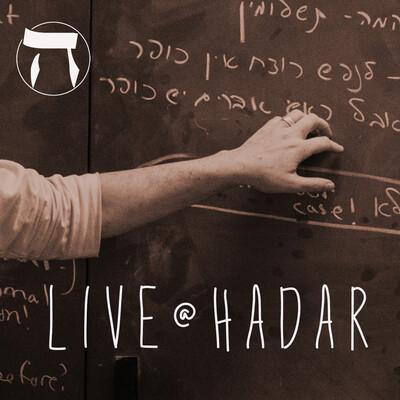 Live @ Hadar