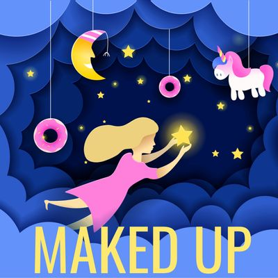 Maked Up Stories: Imaginative Kids Stories