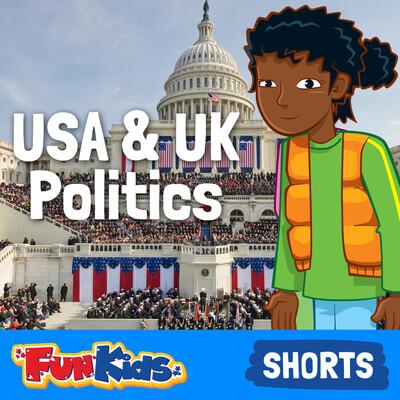 US vs. UK Slamdown: Kids Guide to American & British Politics