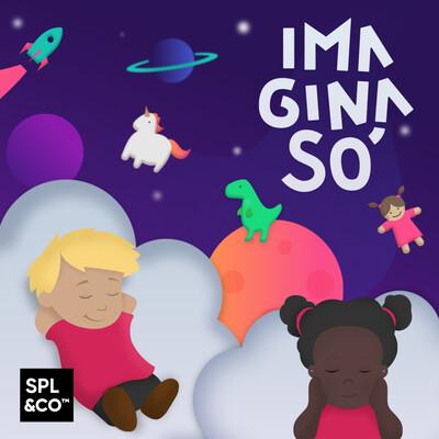 Imagina Só - Um Podcast de Histórias para Crianças