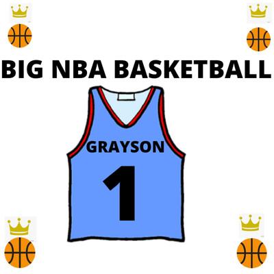 Big NBA Basketball