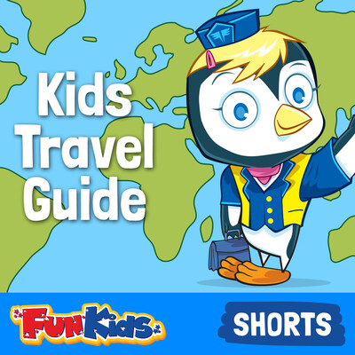 Travel Guide for Kids: Exploring Countries & Cities Around the World