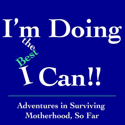 I'm Doing the Best I Can!! Adventures in Surviving Motherhood, So Far