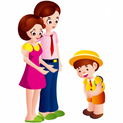 How should the structure of a parent and their children's relationship be?