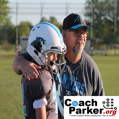 Coach Parker's Coaching Youth Football Tips and Talk Podcast