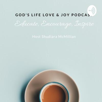 God's Life, Love, and Joy