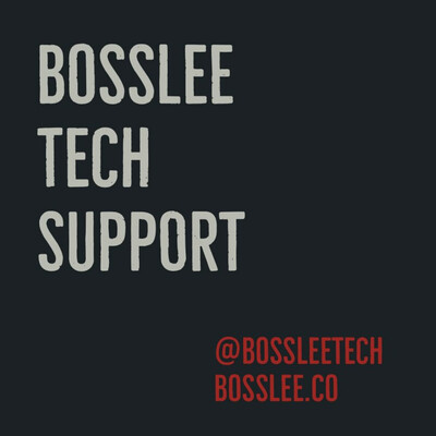 Bosslee Tech Support