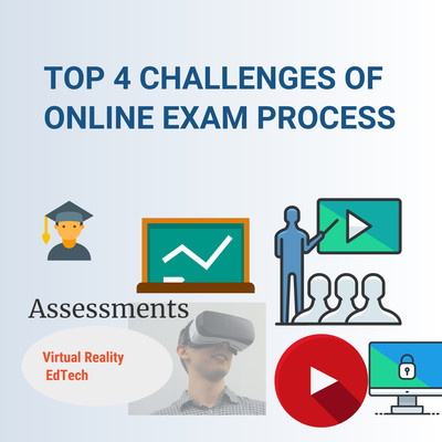 Top 4 Challenges during Online Exam Implementation