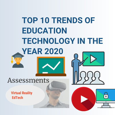 top 10 trends for Education Technology adoption in 2020