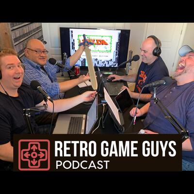 Retro Game Guys (A Retro Gaming Podcast)