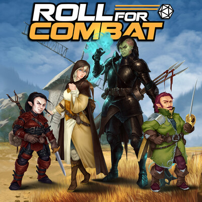 Roll For Combat: Pathfinder & Starfinder Actual Play Podcasts