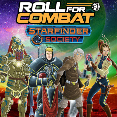 Roll For Combat: Starfinder Society